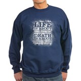 Life and Death Jumper Sweater