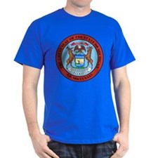 Michigan State Seal T-Shirt