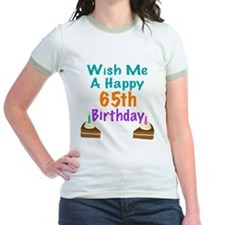 Wish me a happy 65th Birthday T