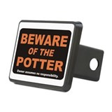 Beware / Potter Rectangular Hitch Cover