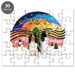 XMusic2-Two Springer Spaniels Puzzle