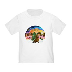 XMusic2-Dachshund 1 Toddler T-Shirt