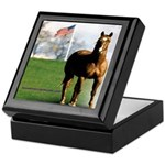 Save America's Horses Keepsake Box