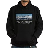 Lake City, Colorado Hoody