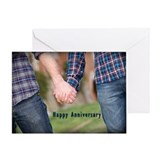 M/M Anniversary Greeting Card