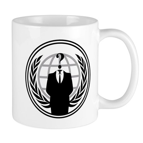 Anonymous Mug