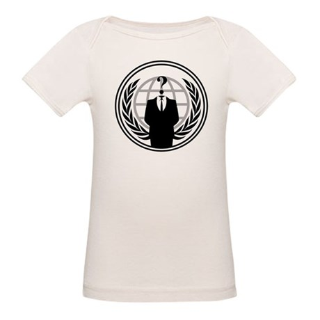 Anonymous Organic Baby T-Shirt