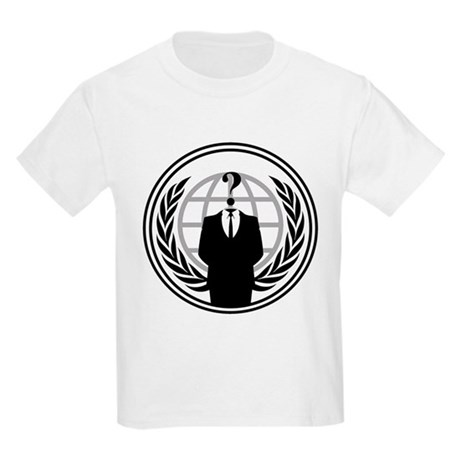 Anonymous Kids Light T-Shirt