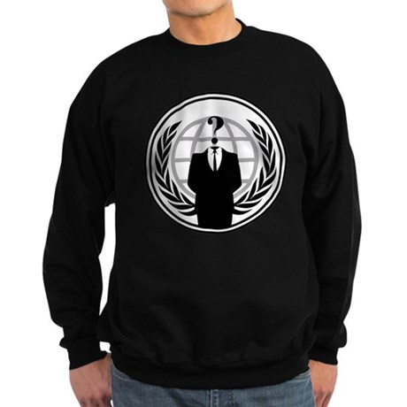 Anonymous Dark Sweatshirt