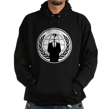 Anonymous Dark Hoodie