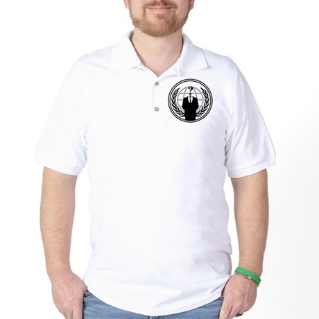 Anonymous Golf Shirt