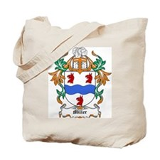 Miller Coat of Arms Tote Bag