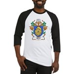Mihill Coat of Arms Baseball Jersey
