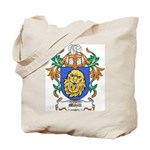 Mihill Coat of Arms Tote Bag