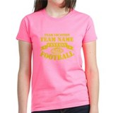 Fantasy Football Personalized Gold Tee