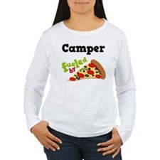 Camper Funny Pizza T-Shirt