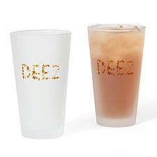 DEEZ Nuts Drinking Glass