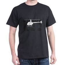 Unique Helicopter pilot T-Shirt