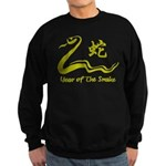 Chinese Year of The Earth Snake 1989 Sweatshirt (d
