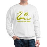 Chinese Year of The Earth Snake 1989 Sweatshirt