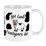 cow got God Mug