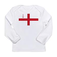 London City Flag Long Sleeve Infant T-Shirt