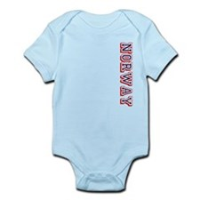 Norway Logo Infant Bodysuit