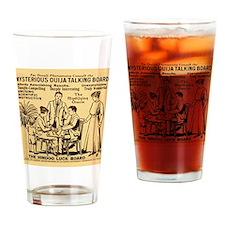Vintage ouija talking board Ad Drinking Glass