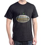 Shamrock Saloon Black T-Shirt