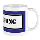 USS Dugong Small Mug