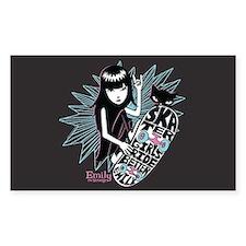 Skater Girl Stickers