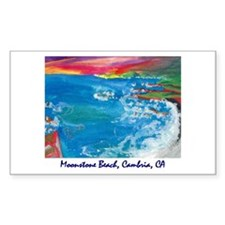 Moonstone Beach Cambria 700.jpg Decal