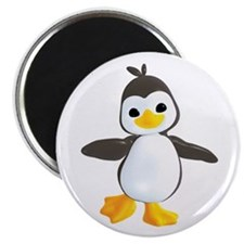 Penguin Dance Magnet