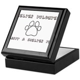 Animal Shelter Volunteer Keepsake Box