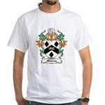 Massey Coat of Arms White T-Shirt