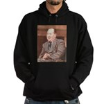 CS Lewis Aim At Heaven Quote Gifts Hoodie (dark)