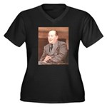 CS Lewis Aim At Heaven Quote Gifts Women's Plus Si