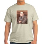 CS Lewis Aim At Heaven Quote Gifts Light T-Shirt