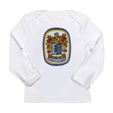 USS HENRY B. WILSON Long Sleeve Infant T-Shirt