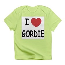 I heart GORDIE Infant T-Shirt