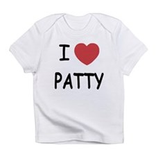 I heart PATTY Infant T-Shirt