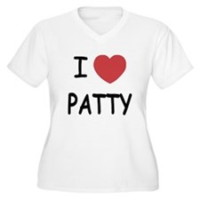 I heart PATTY T-Shirt