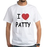 I heart PATTY Shirt