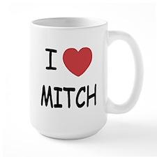 I heart MITCH Mug