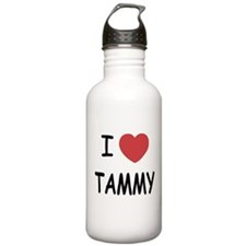 I heart TAMMY Water Bottle