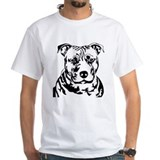 PIT BULL HEAD BLACK Shirt