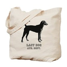 Lacy Dog Ath. Dept. Tote Bag