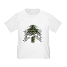 Currie Tartan Cross T