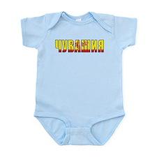Chuvashia Infant Bodysuit