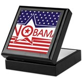 Just Say Nobama! Keepsake Box